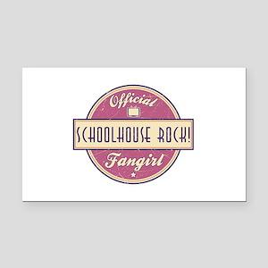 Official Schoolhouse Rock! Fangirl Rectangle Car M