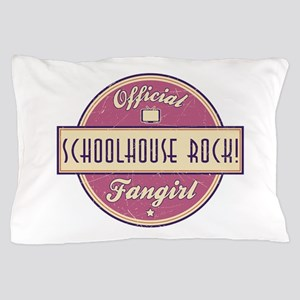 Official Schoolhouse Rock! Fangirl Pillow Case