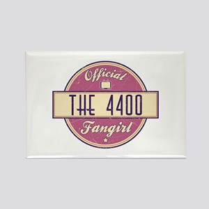 Official The 4400 Fangirl Rectangle Magnet