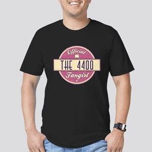 Official The 4400 Fangirl Men's Dark Fitted T-Shir