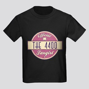 Official The 4400 Fangirl Kids Dark T-Shirt