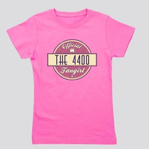 Official The 4400 Fangirl Girl's Dark Tee