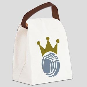 Boccia boule champion Canvas Lunch Bag