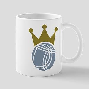 Boccia boule champion Mug