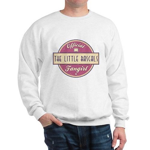 Official The Little Rascals Fangirl Sweatshirt