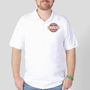 Official The Little Rascals Fangirl Golf Shirt
