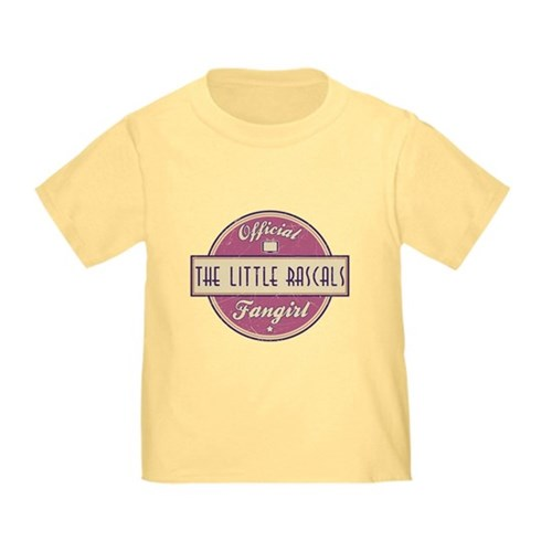 Official The Little Rascals Fangirl Infant/Toddler