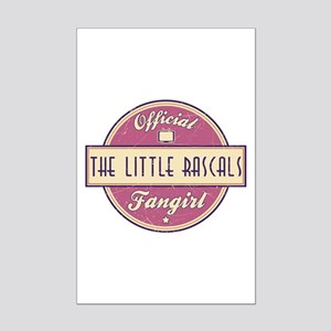 Official The Little Rascals Fangirl Mini Poster Pr