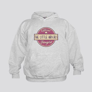 Official The Little Rascals Fangirl Kid's Hoodie