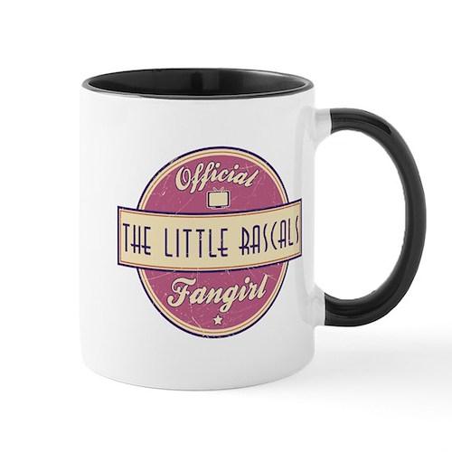 Official The Little Rascals Fangirl Mug