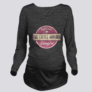 Official The Little Rascals Fangirl Long Sleeve Ma