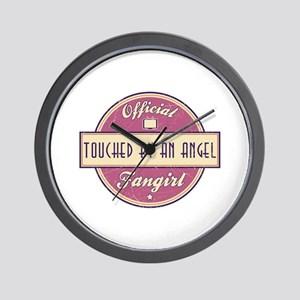 Official Touched by an Angel Fangirl Wall Clock