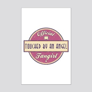Official Touched by an Angel Fangirl Mini Poster P