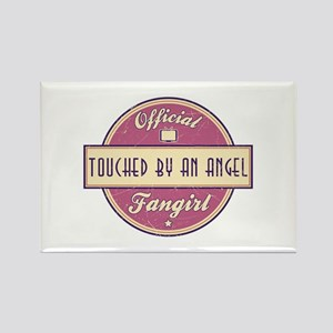 Official Touched by an Angel Fangirl Rectangle Mag