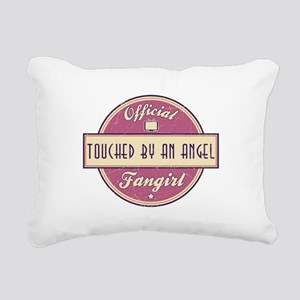 Official Touched by an Angel Fangirl Rectangular C