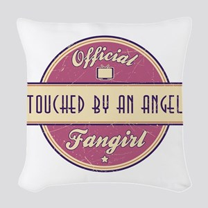 Official Touched by an Angel Fangirl Woven Throw P