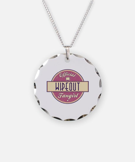 Official Wipeout Fangirl Necklace