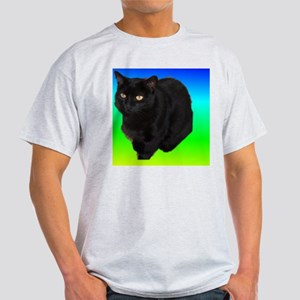 GUINESS THE BLACK CAT Light T-Shirt