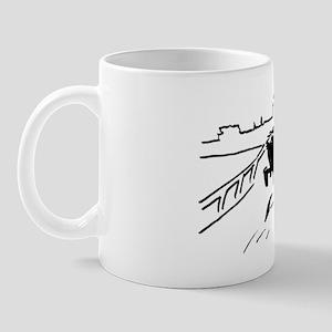 Sketch in Europe Mug