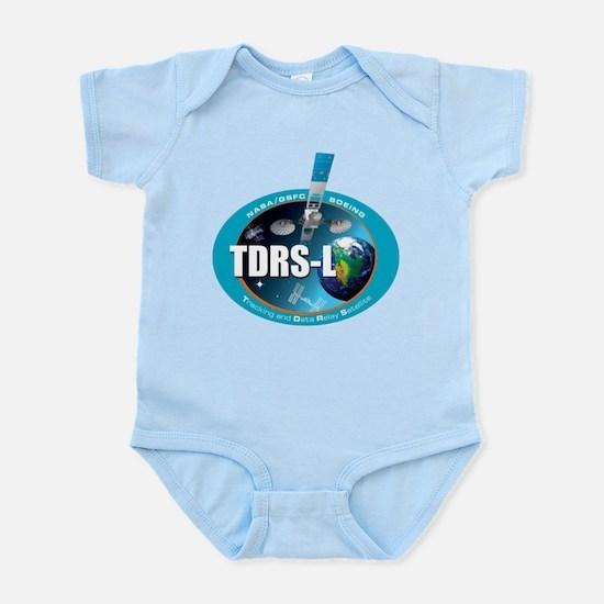 TDRS L Logo Infant Bodysuit