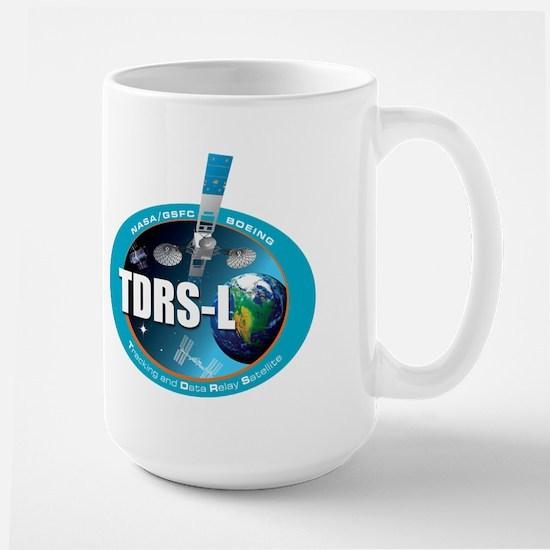 TDRS L Logo Large Mug