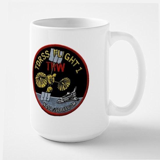 TDRS 1 Logo Mug