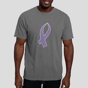 Awareness Ribbon (Light Purple) T-Shirt