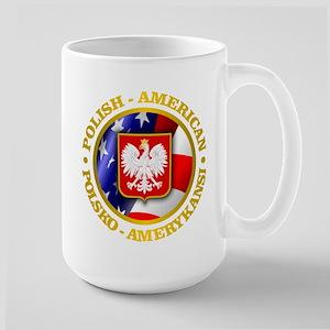 Polish American Mugs