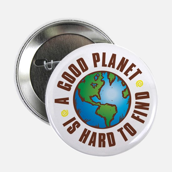 Good Planet - Button