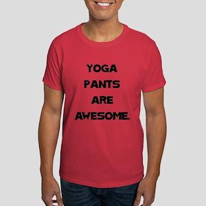 Yoga Pants Dark T-Shirt