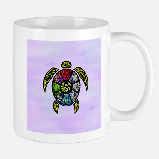 Turtle Ba-Gua Mugs