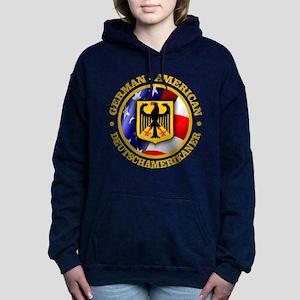 German-American Hooded Sweatshirt