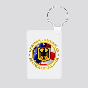 German-American Keychains