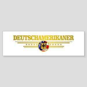 German-American Bumper Sticker
