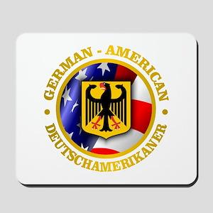 German-American Mousepad