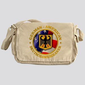 German-American Messenger Bag