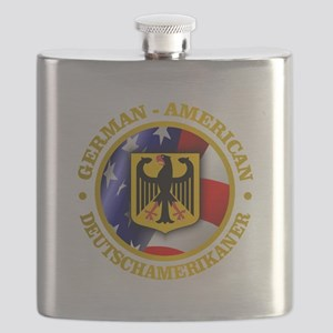 German-American Flask