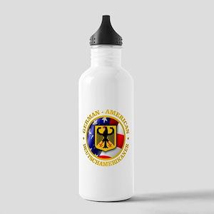 German-American Water Bottle