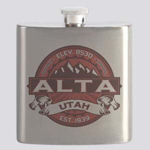 Alta Red Flask