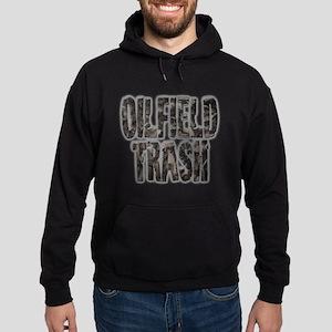 Oilfield Trash Riveted Metal Hoodie