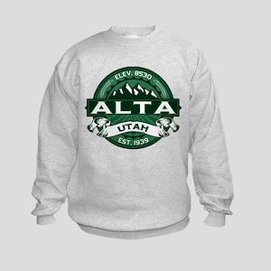 Alta Forest Kids Sweatshirt