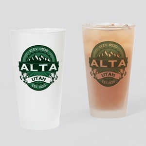 Alta Forest Drinking Glass