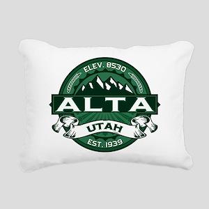 Alta Forest Rectangular Canvas Pillow