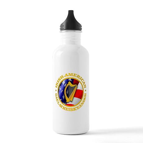 Irish-American Water Bottle