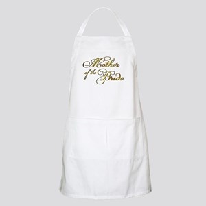 Mother of the Bride, wedding celebration Apron