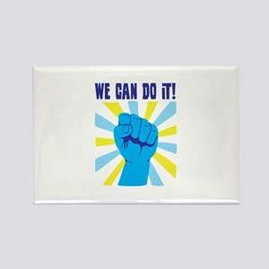 WE CAN DO IT! Magnets
