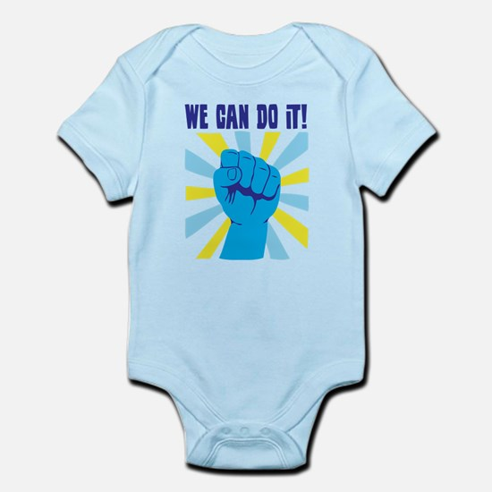 WE CAN DO IT! Body Suit