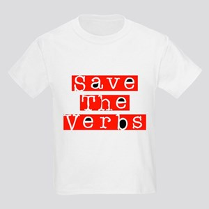 Save The Verbs T-Shirt