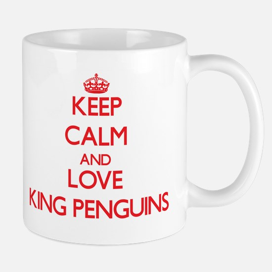 Keep calm and love King Penguins Mugs