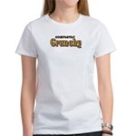 'Completly Crunchy' Women's T-Shirt